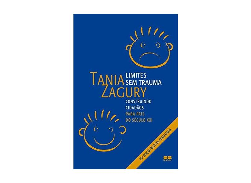 Limites Sem Trauma - Zagury, Tania - 9788546500789