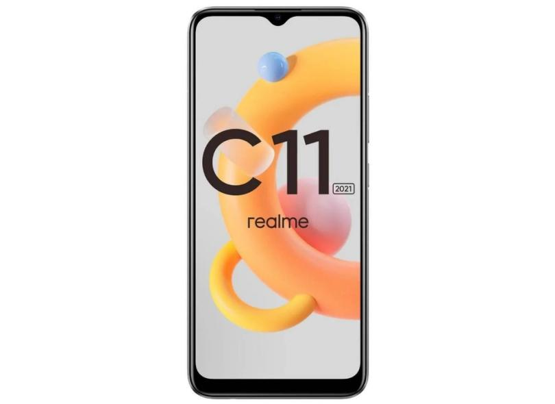 Smartphone Realme C11 2 GB 32GB 8.0 MP 2 Chips Android 11