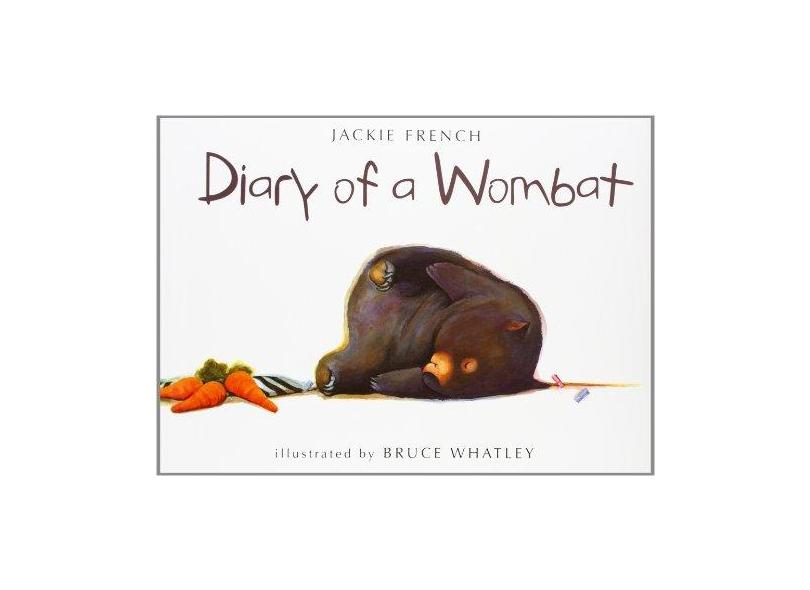 """Diary Of A Wombat - """"french, Jackie"""" - 9780007212071"""