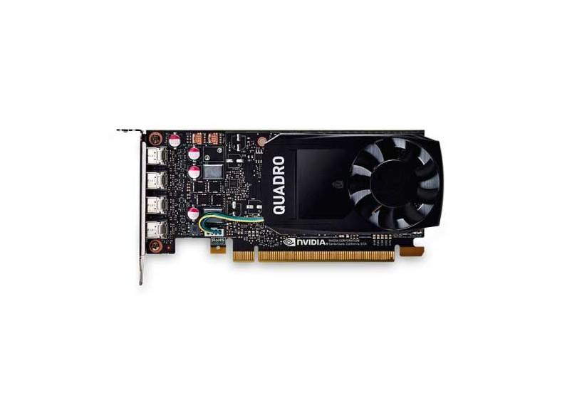 Placa de Video NVIDIA Quadro 1000 4 GB GDDR5 128 Bits PNY vcqp1000-porpb