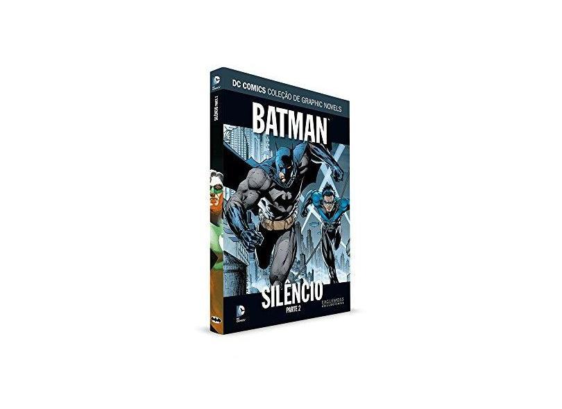 Batman: Silêncio - Parte 2 - Dc Comics - 9788583780410