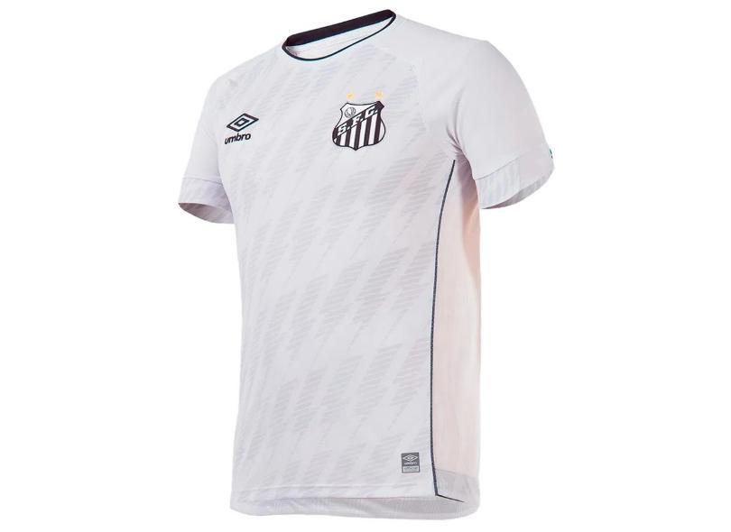 Camisa Torcedor Santos I 2021/22 Umbro
