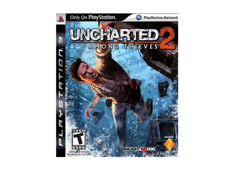 Jogo Uncharted 2: Among Thieves Sony PS3