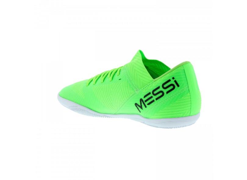 Tênis Adidas Infantil (Menino) Futsal Nemeziz Messi Tango 18.3