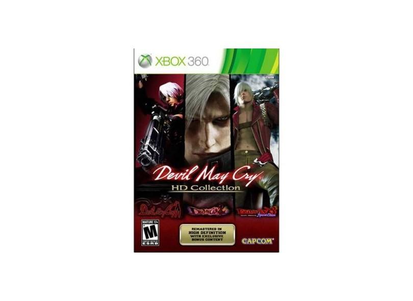 Jogo Devil May Cry: HD Collection Capcom Xbox 360