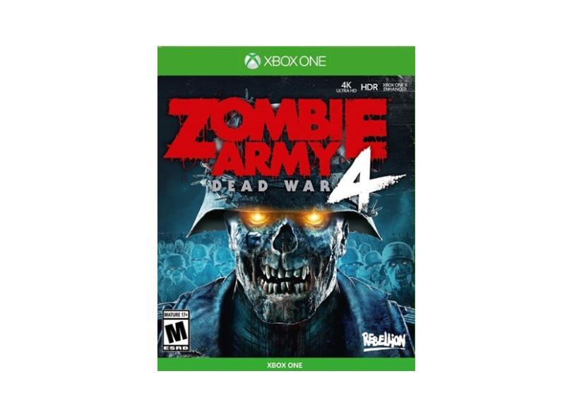 Jogo Zombie Army 4: Dead War Xbox One Rebellion