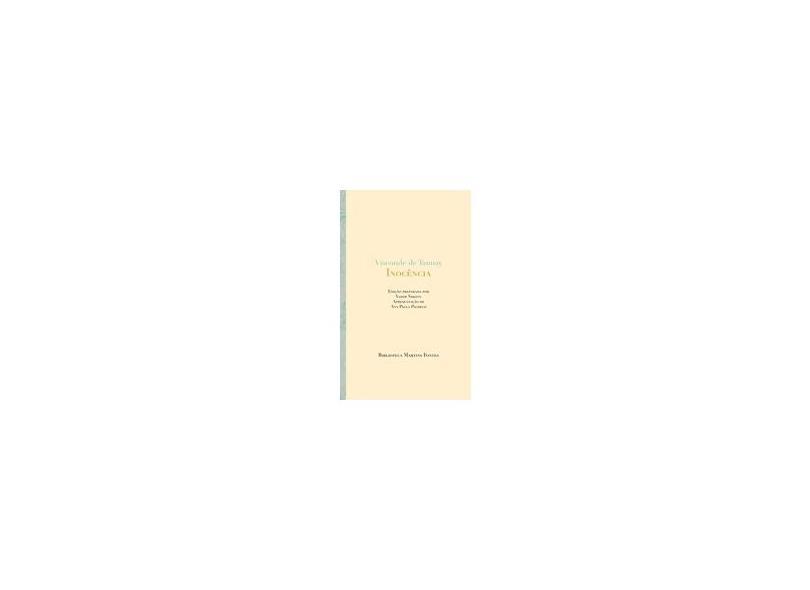 Inocência - Col. Biblioteca Martins Fontes - Taunay, Visconde De - 9788533621848
