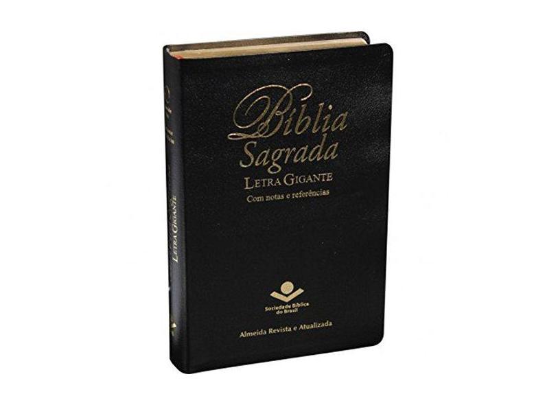 Bíblia Sagrada Letra Gigante - Vários Autores - 9788531111228