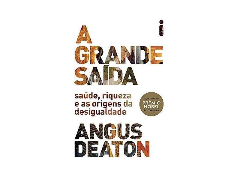 A Grande Saída - Deaton, Angus - 9788551001813