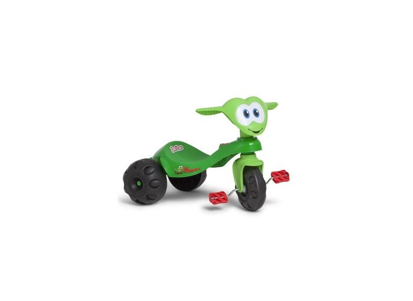Triciclo Bandeirante Zootico Froggy