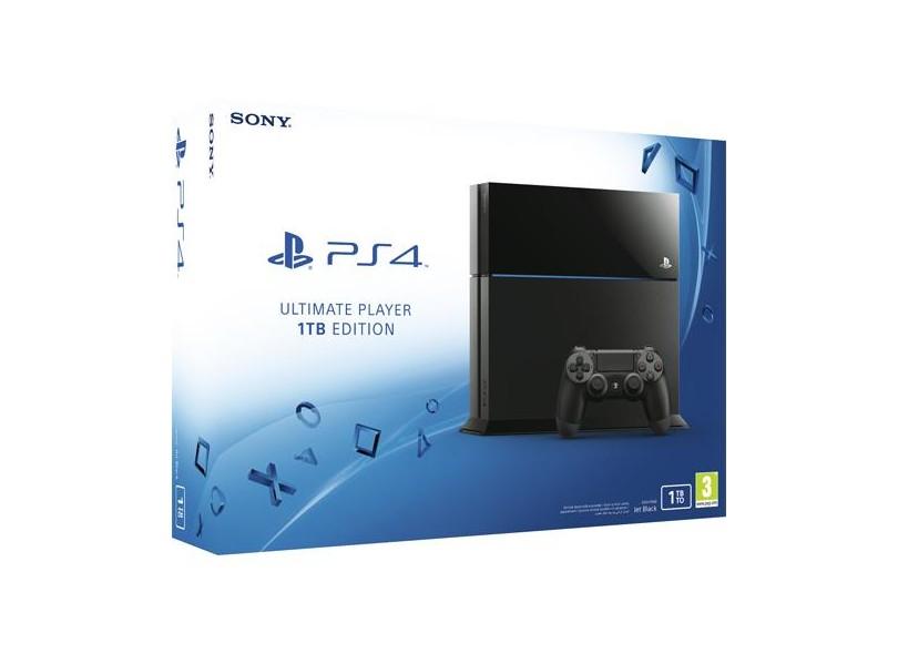 Console Playstation 4 1 TB Sony