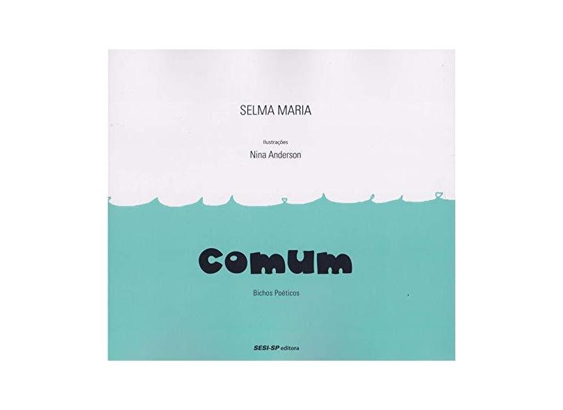 Comum - Maria,selma - 9788550409412