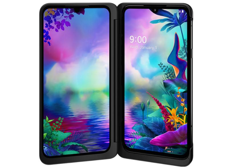 Smartphone LG G8X ThinQ 128GB 2 Chips Android 9.0 (Pie)