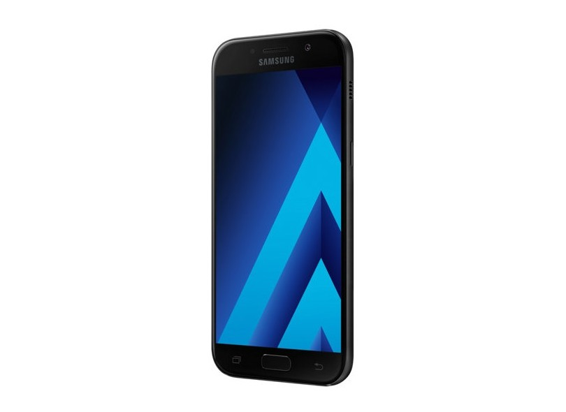 Smartphone Samsung Galaxy A5 2017 32GB A520FZKP 16,0 MP 2 Chips Android 6.0 (Marshmallow) 3G 4G Wi-Fi