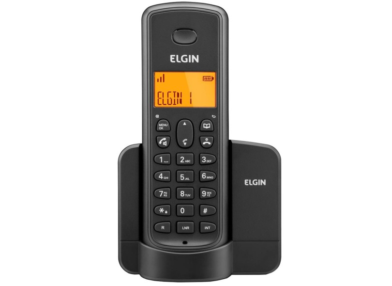Telefone sem Fio Elgin TSF 8001