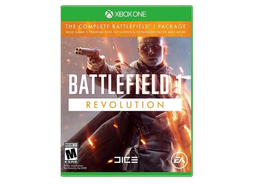 Jogo Battlefield 1 Revolution Xbox One EA