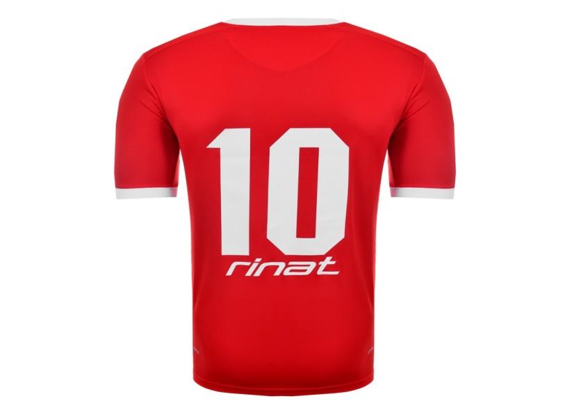 Camisa Jogo Vila Nova I 2016 com Número Rinat