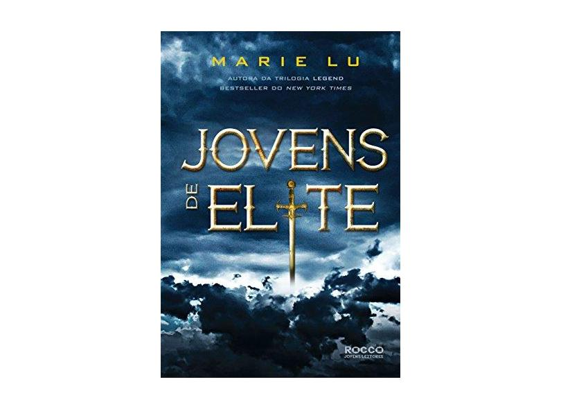 Jovens de Elite - Marie Lu - 9788579802638