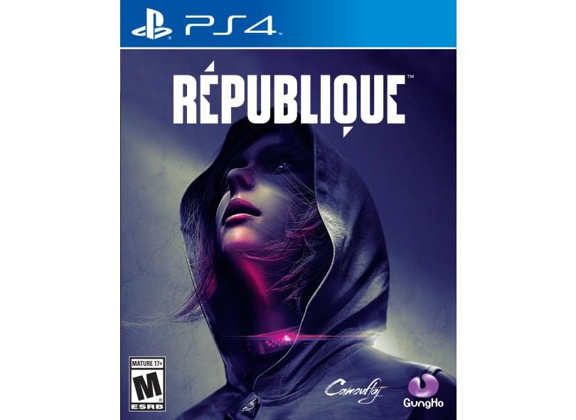 Jogo Republique PS4 Atlus