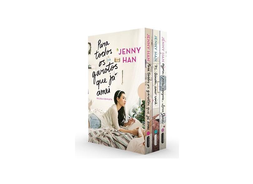 Box - Para Todos Os Garotos Que Já Amei - 3 Volumes - Han,jenny - 9788551002049