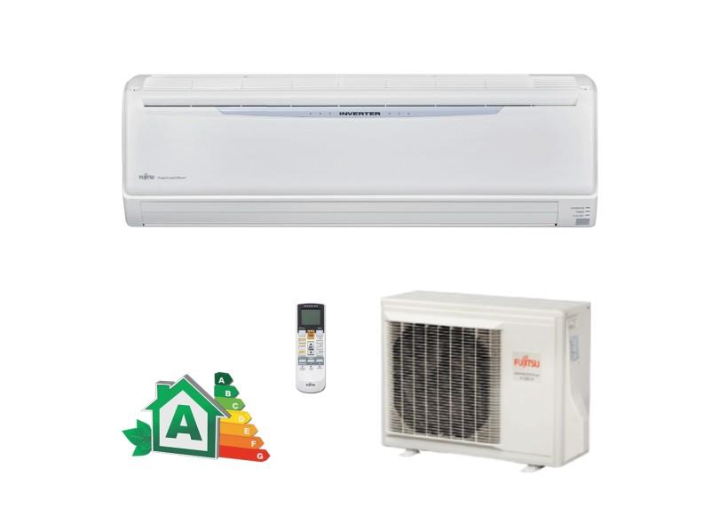 Ar Condicionado Split Hi Wall Fujitsu 22.000BTUs Inverter Frio ASBA24JMCA / AOBR24JMLA