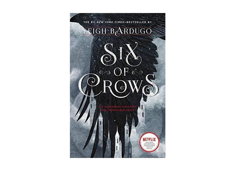 Six of Crows - Leigh Bardugo - 9781627792127