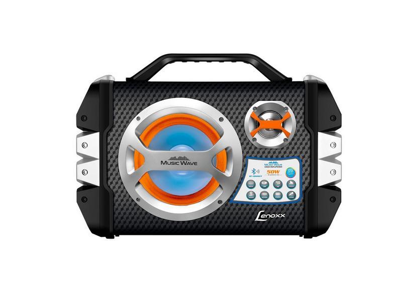 Caixa de Som Bluetooth Lenoxx CA303 Music Wave 50 W