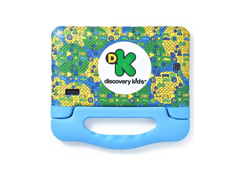 """Tablet Multilaser 16.0 GB LCD 7.0 """" Android 8.0 (Oreo) 2.0 MP Discovery Kids NB309"""