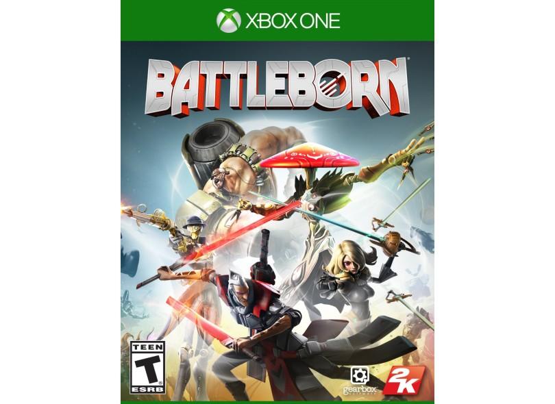 Jogo Battleborn Xbox One 2K