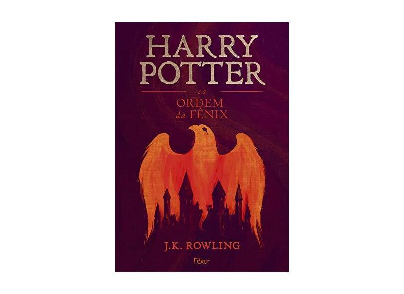 Harry Potter e A Ordem da Fênix - Capa Dura - Rowling, J.K - 9788532530820
