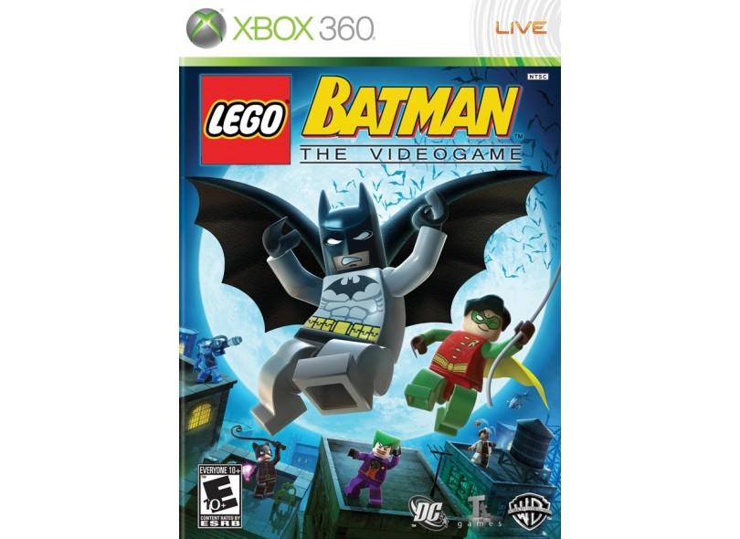 Jogo Lego Batman EA  Xbox 360
