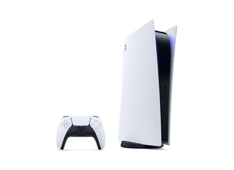 Pré-venda Console Playstation 5 Sony Playstation 5 Edição Digital 4K