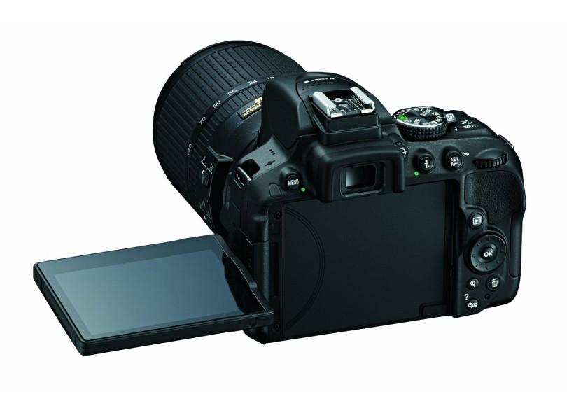 Câmera Digital DSLR(Profissional) Nikon 24.2 MP D5300