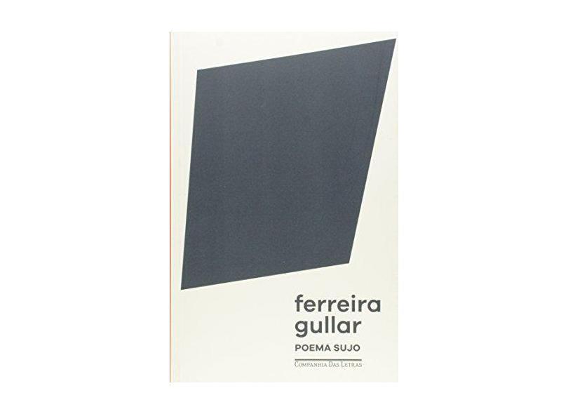 Poema Sujo - Ferreira Gullar - 9788535927672