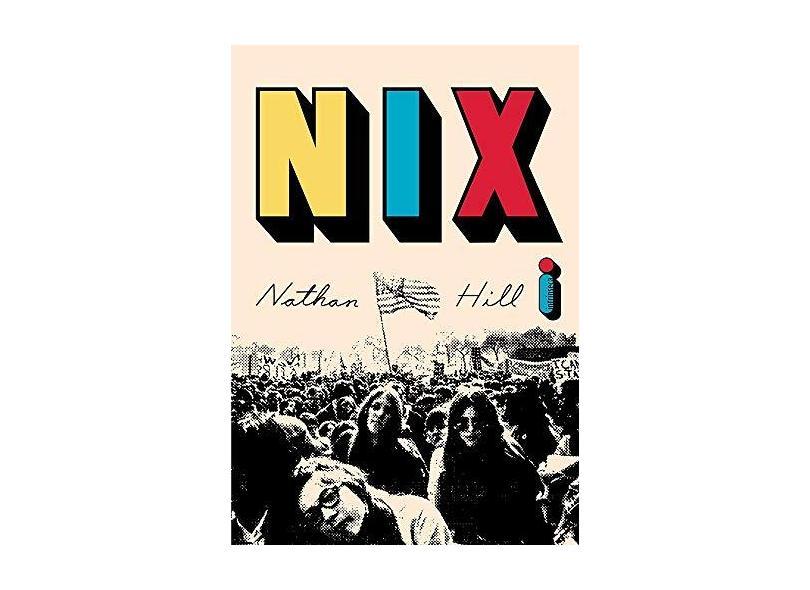 Nix - Hill Nathan - 9788551003107