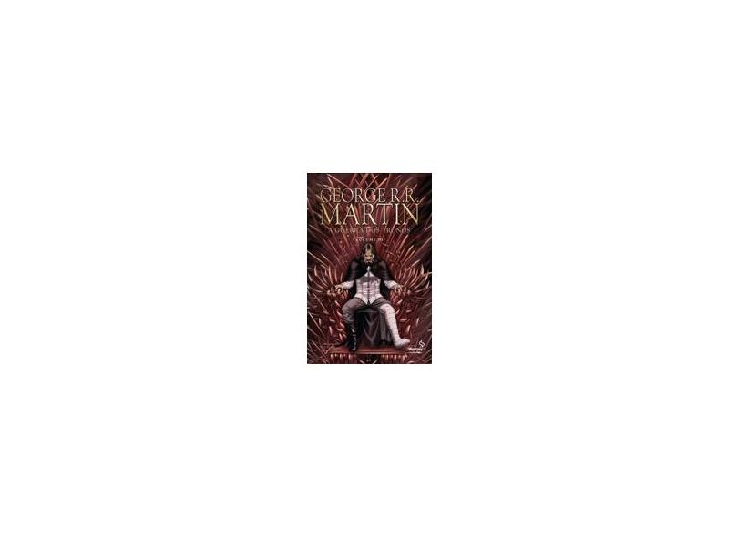 A Guerra dos Tronos - Vol.3 - Tommy Patterson, George R.R. Martin, Daniel Abraham - 9788577344697