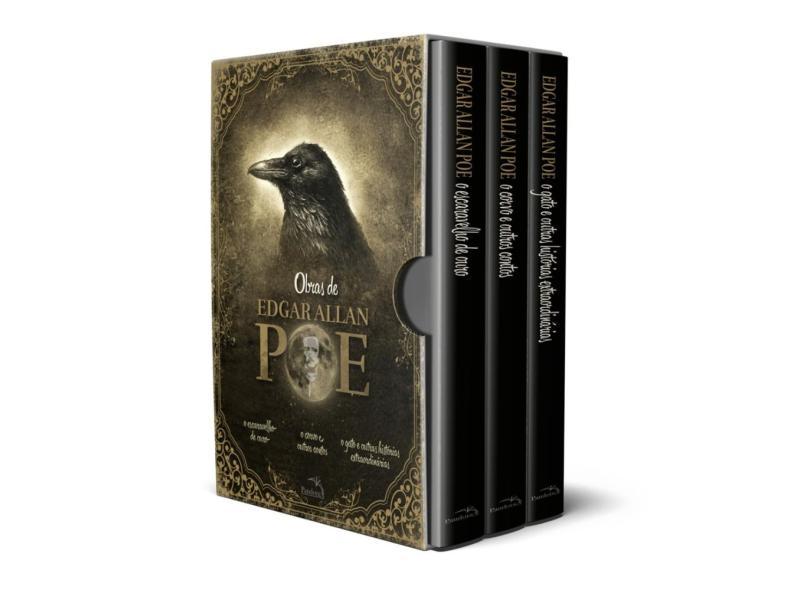 Box - Edgar Allan Poe - Histórias Extraordinárias - Vol 3