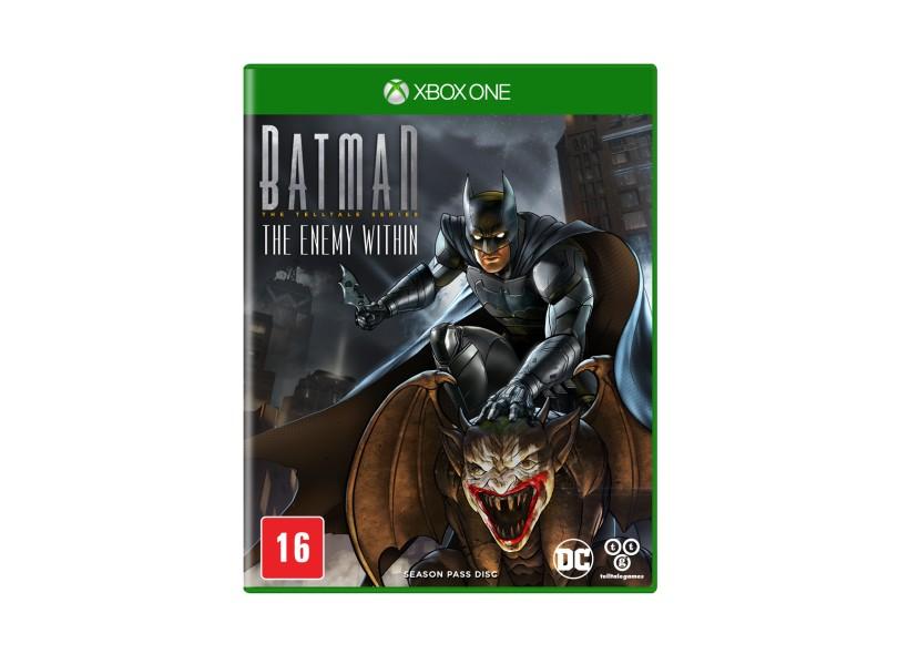 Jogo Batman The Enemy Within Xbox One Telltale