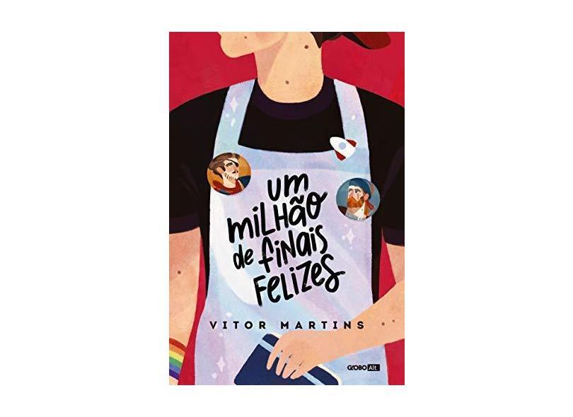 Um Milhão De Finais Felizes - Martins, Vitor - 9788525065377