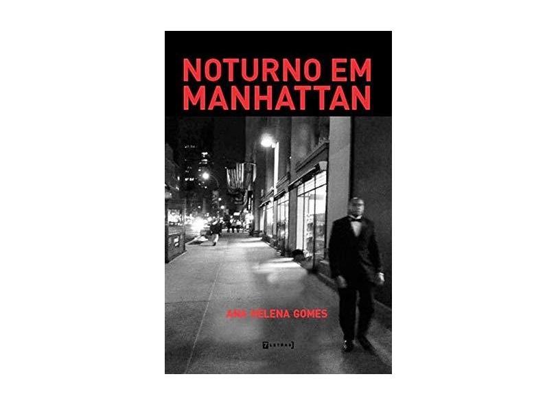 Noturno em Manhattan - Ana Helena Gomes - 9788542106848