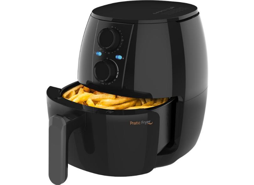 Fritadeira Elétrica Sem óleo Cadence Pratic Fryer FRT515 3 l