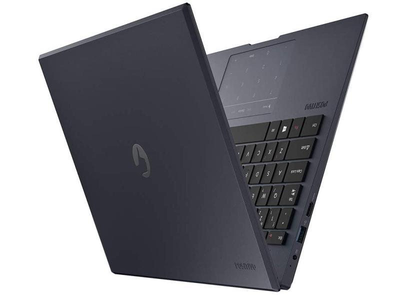 "Notebook Positivo Motion Plus Intel Atom 4GB de RAM eMMC 64 GB 14"" Windows 10 Q464B"