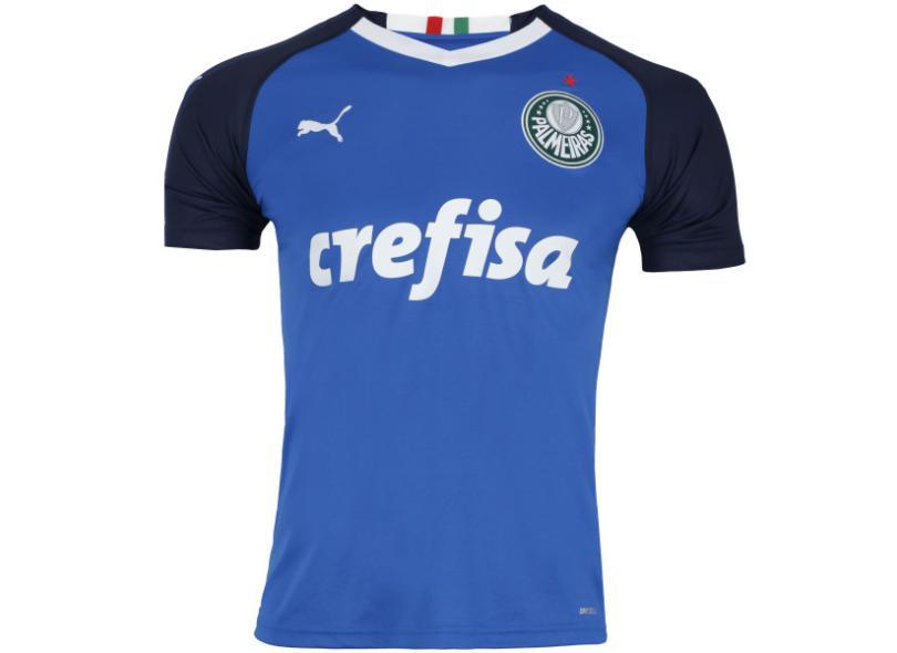 Camisa Goleiro Palmeiras 2019/20 Puma