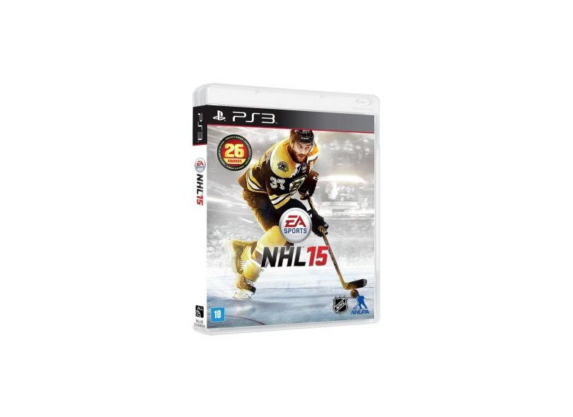Jogo NHL 15 PlayStation 3 EA