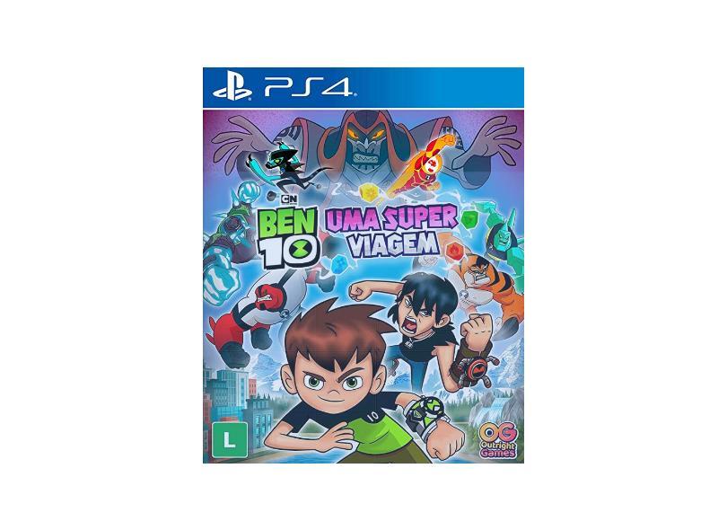 Jogo Ben 10 Uma Super PS4 Outright Games