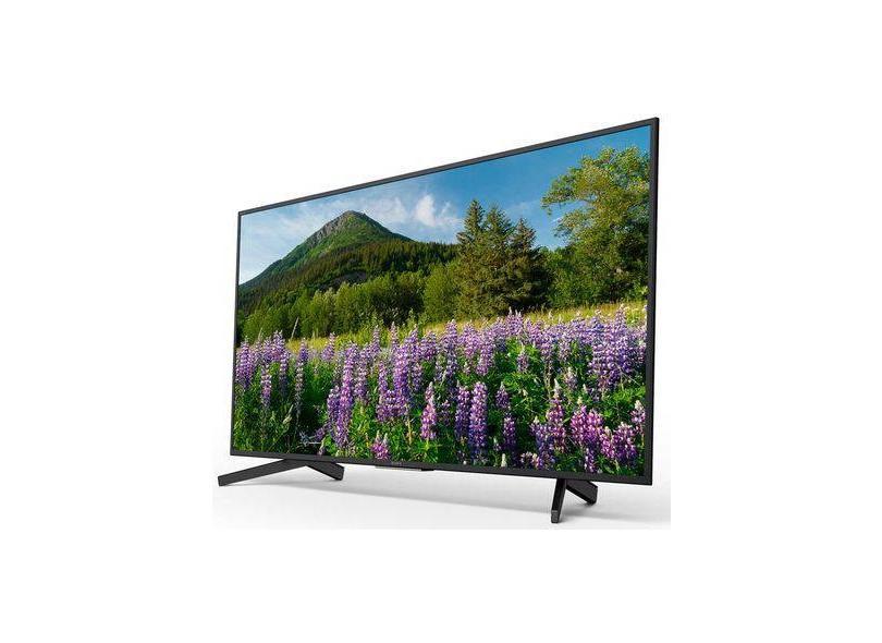 "Smart TV TV LED 55 "" Sony 4K Netflix KD-55X705F 3 HDMI"