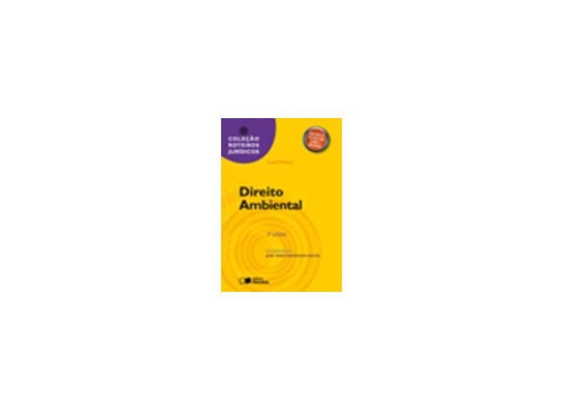 Direito Ambiental - Coleção Roteiro Jurídicos - Carla Pinheiro - 9788502091344