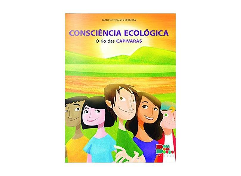 Temas Transversais II. Consciência Ecológica - Fabio Gonçalves Ferreira - 9788575304440