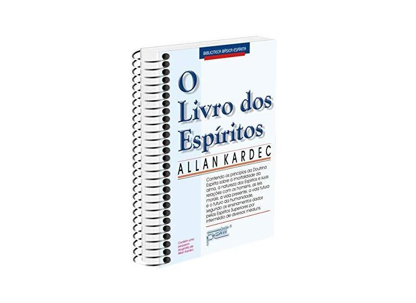 O Livro dos Espíritos - Allan Kardec - 9788572530583