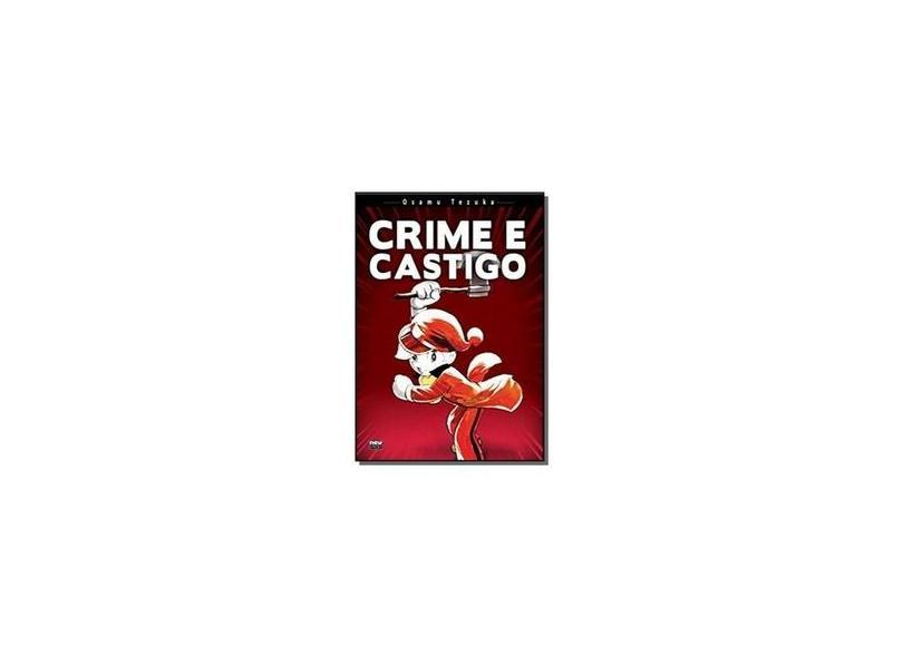 Crime e Castigo - Tezuka, Osamu - 9788560647637